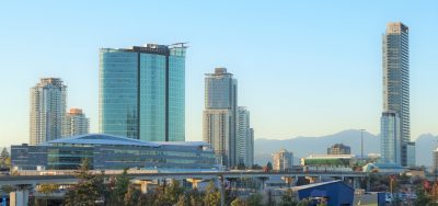 Surrey City Center – a dynamic and fast growing City.